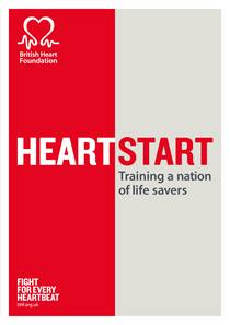 Thumbnail image for Heart Start - Training a nation of life savers (reminder card)