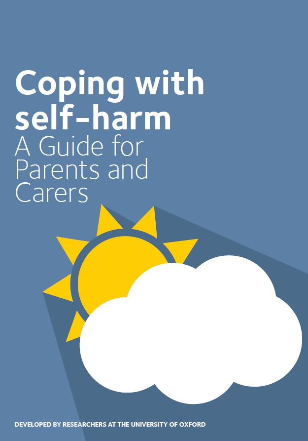 image - Coping with self-harm - A Guide for Parents and Carers
